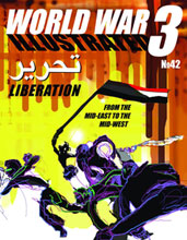 Image: World War 3 Illustrated #42 - Top Shelf Productions