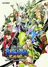 Image: Sengoku Basara's Samurai Heroes Official Complete Works SC  - Udon Entertainment Corp