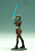 Image: Star Wars: Figure Collector's Magazine #39 (Aayla Secura) -
