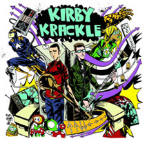 Image: Kirby Krackle Audio CD  -
