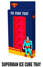 Image: Superman Insignia Ice Cube Tray  -