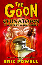 Image: Goon Vol. 06: Chinatown & Mystery Mr. Wicker SC  - Dark Horse Comics