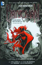 Image: Batwoman Vol. 02: To Drown the World HC  - DC Comics