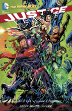 Image: Justice League Vol. 02: The Villain's Journey HC  - DC Comics