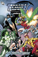 Image: Justice League of America: Omega SC  - DC Comics
