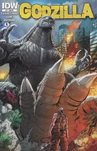 Image: Godzilla #7 (10-copy incentive cover) (v10)