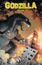 Image: Godzilla Vol. 01 SC  - IDW Publishing