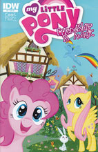 Image: My Little Pony: Friendship is Magic #1 (10-copy incentive cover) (v10)