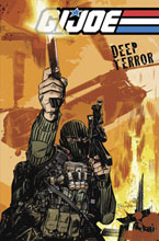 Image: G.I. Joe: Deep Terror SC  - IDW Publishing