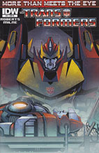 Image: Transformers: More Than Meets the Eye #11 (10-copy incentive cover) (v10)