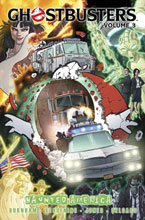 Image: Ghostbusters Vol. 03: Haunted America SC  - IDW Publishing