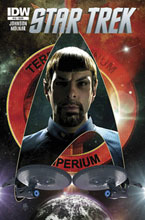 Image: Star Trek #15 - IDW Publishing