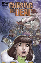 Image: Chasing the Dead #1 - IDW Publishing
