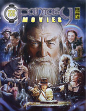 Image: Top 100 Fantasy Movies SC  - IDW Publishing