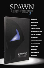 Image: Spawn Origins Vol. 03 HC  (deluxe edition s/n) - Image Comics