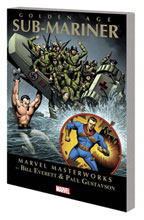 Image: Marvel Masterworks: Golden Age Sub Mariner Vol. 01 SC  - Marvel Comics