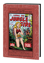 Image: Marvel Masterworks: Atlas Era Jungle Adventure Vol. 03 HC  - Marvel Comics