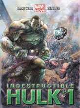 Image: Indestructible Hulk by Leinil Yu Poster  - Marvel Comics