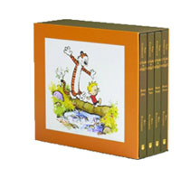 Image: Complete Calvin & Hobbes Slipcase SC  - Andrews McMeel