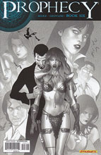 Image: Prophecy #6 (15-copy Renaud B&W incentive cover) (v15)