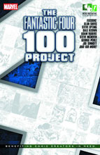 Image: Fantastic Four 100 Project SC  - The Hero Initiative