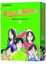 Image: Cross Game Vol. 08 SC