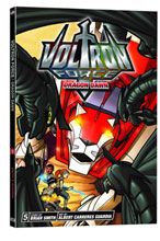Image: Voltron Force Vol. 05: Dragon Dawn GN  - Viz Media LLC