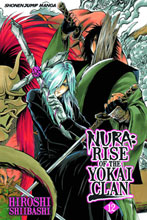 Image: Nura: Rise of the Yokai Clan Vol. 12 GN  - Viz Media LLC