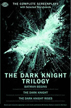 Image: Dark Knight Trilogy: Complete Screenplays With Selected Storyboards SC  - Hal Leonard Corporation
