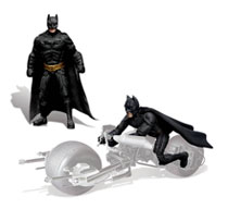 Image: Dark Knight Rises 1/25 Scale Figure Set  - Dc Heroes Statues & Models