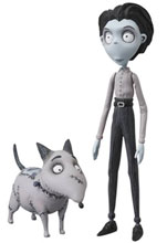 Image: Frankenweenie Ultra Detail Figure 2-Pack: Victor & Sparky  - Movie/Tv Import Toys & Models