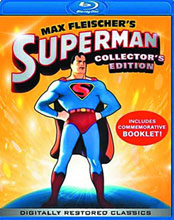 Image: Max Fleischer's Superman Collector's Edition Blu-ray Set  -