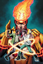 Image: Fury of Firestorm: The Nuclear Man Vol. 03: Takeover SC  - DC Comics