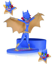 Image: Super Best Friends Forever PVC Figure: Batgirl  - DC Comics