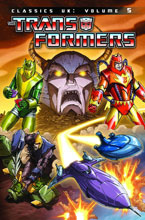 Image: Transformers Classics U.K. Vol. 05 SC  - IDW Publishing