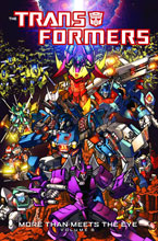 Image: Transformers: More Than Meets the Eye Vol. 05 SC  - IDW Publishing