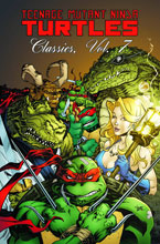 Image: Teenage Mutant Ninja Turtles Classics Vol. 07 SC  - IDW Publishing