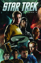 Image: Star Trek Vol. 06: After Darkness SC  - IDW Publishing
