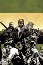 Image: Walking Dead Vol. 19: March to War SC  - Image Comics