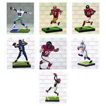 Image: TMP Sports NFL Series 33 Colin Kaepernick Action Figure Case  - Todd McFarland Productions