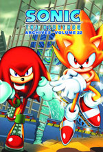 Image: Sonic the Hedgehog Archives Vol. 22 SC  - Archie Comic Publications