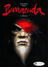 Image: Barracuda Vol. 01: Slaves SC  - Cinebook