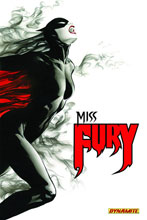 Image: Miss Fury Vol. 01: Anger is an Energy SC  - Dynamite
