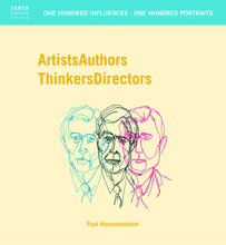 Image: Artists Authors Thinkers Directors HC  - Fantagraphics Books
