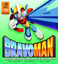 Image: Bravoman Vol. 01 HC  - Udon Entertainment Corp
