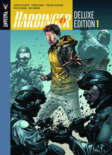 Image: Harbinger deluxe Vol. 01 HC  - Valiant Entertainment LLC