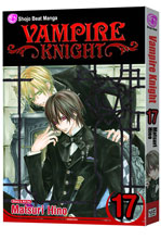 Image: Vampire Knight Vol. 17 SC  - Viz Media LLC