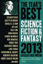 Image: Year's Best Science Fiction & Fantasy 2013 SC  - Prime Books LLC