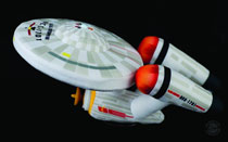 Image: Star Trek Plush: USS Enterprise NCC-1701  -