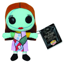 Image: Nightmare Before Christmas Plush: Sally  (7-inch) -